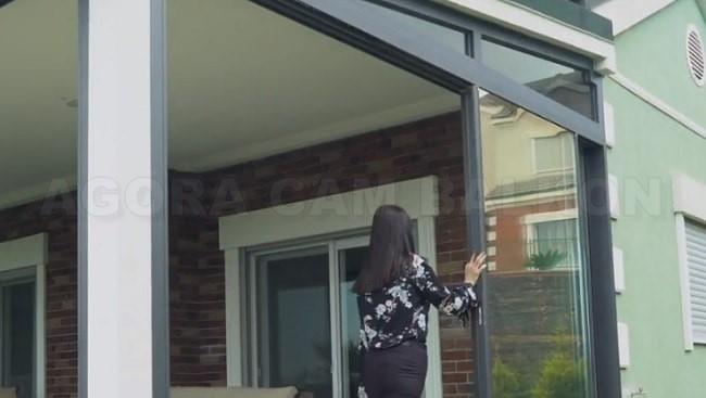 ısıcamlı vista unico sürgülü cam balkon