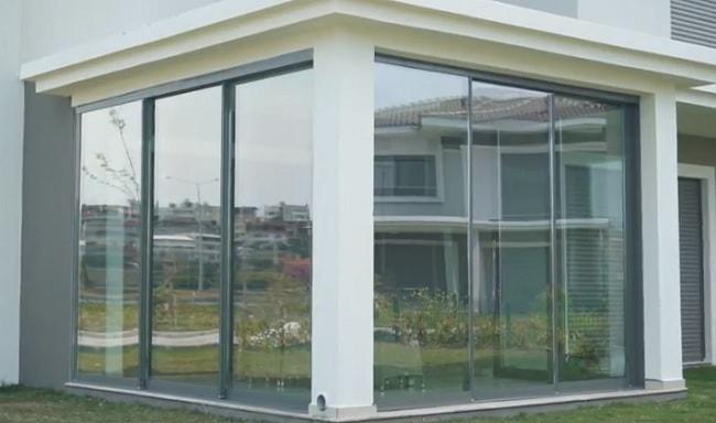 izmir ısıcamlı cam balkon talebi